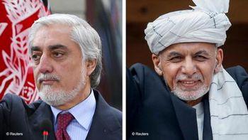 В Афганістані присягу склали відразу два президенти