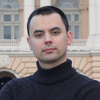 Олег Голєв