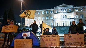 Грецький парламент полегшив процедуру реадмісії мігрантів