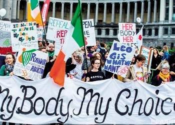 Ірландці на референдумі підтримали зміни до Конституції щодо легалізації абортів