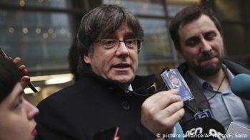Іспанія просить Європарламент позбавити Пучдемона недоторканності