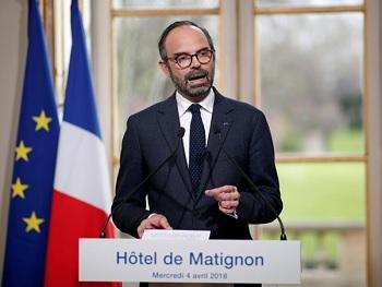 Кількість депутатів у парламенті Франції скоротять на третину
