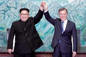 КНДР та Південна Корея домовились до кінця року укласти мирний договір і завершити 70-літню війну