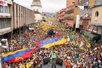 Конституційна криза у Венесуелі