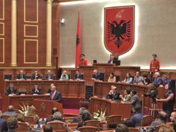 Конституційні зміни в Албанії