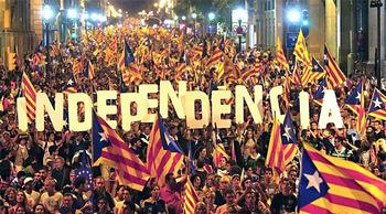 Конституційний суд Іспанії призупиняє план заходів щодо незалежності Каталонії