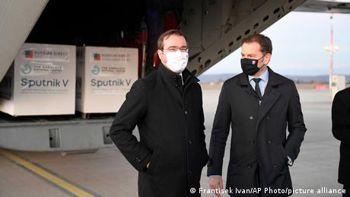 """Міністр охорони здоров'я Словаччини подав у відставку на тлі урядової кризи через """"Спутник V"""""""
