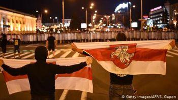 Ніч після виборів: як Мінськ протестував проти результатів голосування