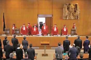 Німецькі ультраправі виграли у Конституційному суді справу проти міністра