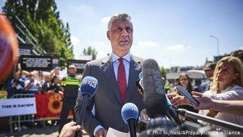 Обвинувачений у воєнних злочинах президент Косова подав у відставку