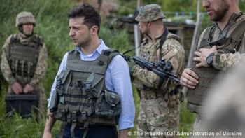 Офіс президента України затвердив п'ять сценаріїв реінтеграції Донбасу