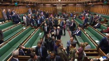 Палата громад британського парламенту схвалила закон про вихід з ЄС