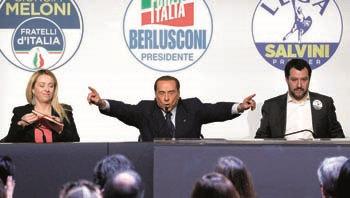Парламентські вибори та формування уряду в Італії