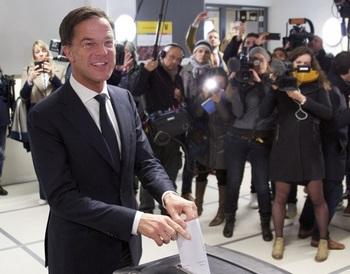 Парламентські вибори у Нідерландах