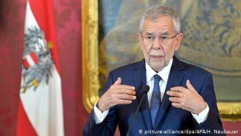 Поліція спіймала президента Австрії на порушенні карантину