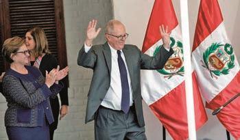 Президент Перу подав у відставку між двома спробами імпічменту