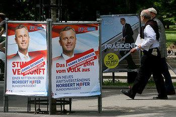 Президентські вибори в Австрії