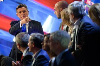 Президентські вибори у Словенії