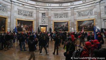 Прихильники Трампа вдерлись до Капітолія – палати Конгресу США перервали дебати