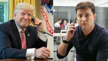 У США оголосили початок процедури імпічменту Трампа через дзвінок Зеленському