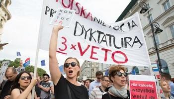 Судова реформа в Польщі: президент наклав вето