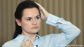 Світлана Тихановська формує тіньовий уряд Білорусі