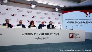 На виборах президента Польщі з мінімальною перевагою переміг Дуда