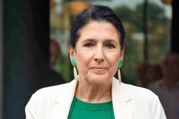 Вибори президента Грузії виграла кандидат від правлячої партії