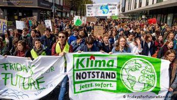 """Європарламент оголосив в ЄС """"кліматичний надзвичайний стан"""""""