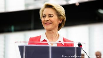 Європарламент затвердив новий склад Єврокомісії на чолі з фон дер Ляєн
