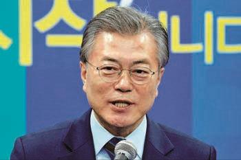 Законопроект поправок до Конституції Кореї стосовно президента